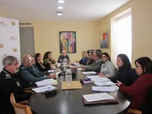 Ayuntamiento de Novelda IMG_2065-300x225 La Comisión para la Prevención de la Violencia de Género cuenta con un primer borrador de protocolo de actuación