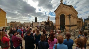 """Ayuntamiento de Novelda cementerio-mini-300x165 Éxito de participación en la visita guiada a la """"ciudad de los muertos"""""""