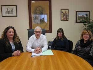 Ayuntamiento de Novelda IMG_2916-300x225 El alcalde reestructura el equipo de gobierno tras la dimisión de la concejal  Pilar García