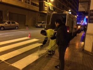 Ayuntamiento de Novelda IMG_5989-300x225 Infraestructuras y Tráfico proceden a pintar los pasos de peatones más deteriorados