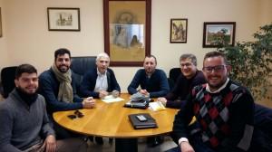 Ayuntamiento de Novelda reunión-coworking-300x168 Desarrollo trabaja en la creación de un espacio coworking