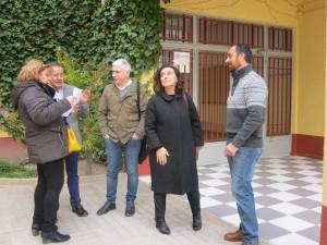 Ayuntamiento de Novelda IMG_3161-300x225 La Directora Territorial de Educación visita las aulas de dos años de los colegios  Alfonso X y Gómez Navarro
