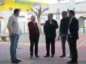 Ayuntamiento de Novelda IMG_3353-300x225 El Ayuntamiento solicita a la Diputación su implicación en el mantenimiento de las instalaciones deportivas municipales