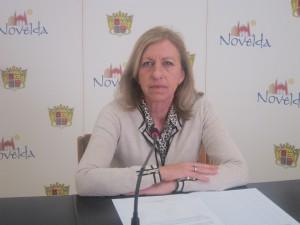 Ayuntamiento de Novelda Bienvenida-Algarra-300x225 La Semana de la Mujer reivindica la igualdad entre hombres y mujeres