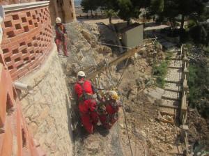Ayuntamiento de Novelda IMG_4281-300x224 Medio Ambiente reabrirá en breve la escalinata de acceso al Santuario