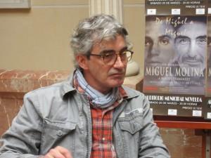 """Ayuntamiento de Novelda miki-mini-300x225 """"De Miguel a Miguel"""", la poesía de Miguel Hernández en la voz de Miki Molina"""
