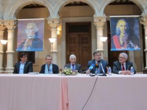 Ayuntamiento de Novelda IMG_5036-300x224 Lecciones de Historia y Literatura en la presentación de El espía del rey