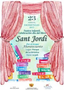 Ayuntamiento de Novelda TEATRO-SANT-JORDI-212x300 Teatro infantil para el Día del Libro