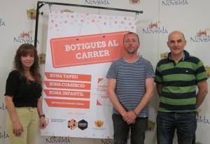 """Ayuntamiento de Novelda Botiga-300x206 El comercio local y el Mercado se unen en """"Botigues al carrer"""""""