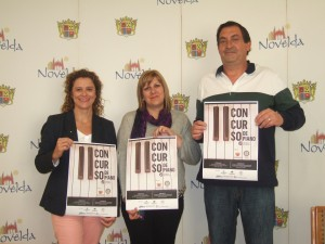 Ayuntamiento de Novelda DSCF0617-300x225 El Conservatorio Profesional de Música acoge la segunda edición del Concurso de Piano