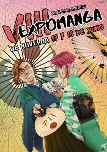 Ayuntamiento de Novelda Expomanga-2017-212x300 La Asociación de Lectores de Cómic de Novelda organiza la VIII Expomanga