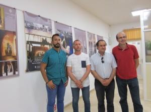"""Ayuntamiento de Novelda IMG_6702-300x224 La exposición """"El Sonido de la Piedra"""" en la sala del Mercado de Abastos"""