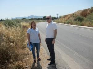 """Ayuntamiento de Novelda IMG_6734-300x224 Novelda y Monforte del Cid proponen ceder a la Generalitat el """"Camino Viejo"""" de Monforte"""