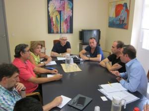 Ayuntamiento de Novelda IMG_6894-300x224 El alcalde de Novelda se reúne con la dirección de Mármol de Alicante