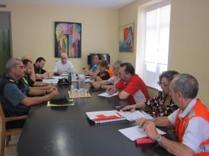 Ayuntamiento de Novelda IMG_7685-300x224 La Junta Técnica de Seguridad se reúne para cerrar preventivos y actuaciones durante las fiestas