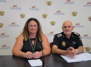 Ayuntamiento de Novelda IMG_8356-300x224 Fiestas y Seguridad Ciudadana valoran positivamente la fiestas