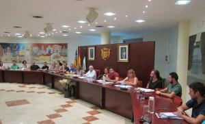 Ayuntamiento de Novelda pleno1-300x181 El Ayuntamiento solicitará a conselleria el cierre del vertedero de Lurima