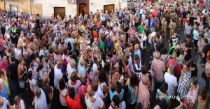 Ayuntamiento de Novelda Subida-santa-300x156 Operativo de la Policía Local localiza a la persona extraviada durante la Romería de subida de la Santa
