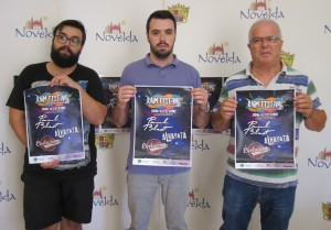 Ayuntamiento de Novelda Fest-300x209 Juventud recupera el Raïm Festival