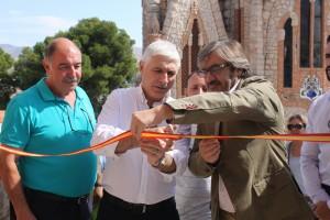 Ayuntamiento de Novelda IMG_8648-300x200 Se inaugura oficialmente el Ecoalberge de La Mola