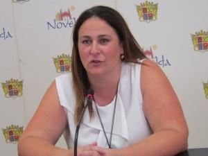 Ayuntamiento de Novelda hortensia-nota-300x225 La concejala de Servicio Sociales valora el apoyo de la Diputación en la prestación del Servicio de Ayuda a Domicilio