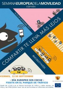 Ayuntamiento de Novelda sema-211x300 Novelda se suma  a la Semana de la Movilidad y el día Europeo sin coche