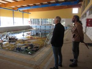 Ayuntamiento de Novelda IMG_9950-300x224 El Ayuntamiento inicia los trámites para recuperar las instalaciones del Centro Salud Agua Deportivo de Novelda