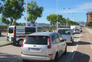 Ayuntamiento de Novelda control-mini-300x204 La Policía Local incrementa los controles  para detectar conductores bajo los efectos de alcohol o drogas