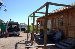 Ayuntamiento de Novelda pergola-300x195 Los huertos ecológicos reciben una subvención de 3.840 euros de la Diputación