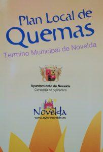 Ayuntamiento de Novelda Cartel-quemas-203x300 Suspendido el período de quemas por riesgo de incendio