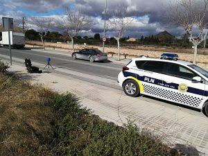 Ayuntamiento de Novelda Velolaser-3-mini-300x225 La Policía Local controla la velocidad en Novelda con un Velolaser