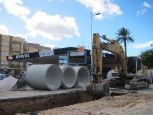 Ayuntamiento de Novelda colector-mini-300x225 Arranca la construcción del colector centro de aguas pluviales