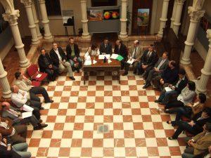 Ayuntamiento de Novelda Acto-Constitución-Consorcio-Mármol-300x225 Se disuelve el Consorcio para la Gestión de Residuos del Mármol