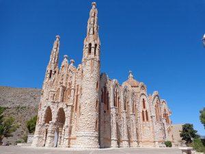 Ayuntamiento de Novelda Santuario1-300x225 Novelda recibe casi 30.000 turistas en 2017