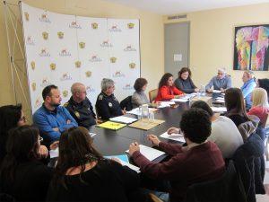 Ayuntamiento de Novelda Comisión-Violencia-2-Ayto-300x225 Nueva reunión de la comisión para la prevención de la violencia de género