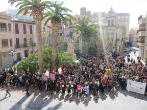 Ayuntamiento de Novelda mujeres-ayot-300x225 Las mujeres se unen en Novelda para reivindicar la igualdad real