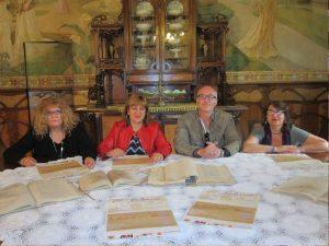 Ayuntamiento de Novelda Expo-1-ayto-300x225 Una muestra recoge los textos en valenciano de Novelda hasta la Batalla de Almansa