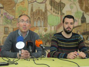 Ayuntamiento de Novelda Feria-ayto-300x225 Feria de Formación y Empleo en el IES La Mola