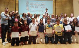 Ayuntamiento de Novelda adda-300x182 El alcalde y la concejala de educación acompañan a los alumnos noveldenses reconocidos en el ADDA