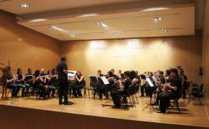 Ayuntamiento de Novelda Auditorio-mini-300x186 El Conservatorio  Mestre Gomis celebra la Fiesta de la Música con una Jornada de Puertas Abiertas