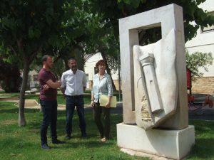 Ayuntamiento de Novelda Ruta-ayto-300x225 Turismo estrena en Mármol On una ruta guiada por las esculturas en piedra de la ciudad