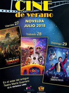 Ayuntamiento de Novelda Cartel-cine-web-224x300 El cine de verano cierra la semana de Fiestas en Novelda