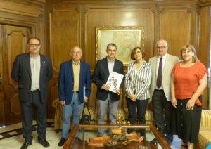 Ayuntamiento de Novelda Congreso-web-300x212 El Ayuntamiento de Novelda participa en la conmemoración del 775 aniversario de las fronteras entre los reinos de Valencia y Murcia