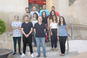 Ayuntamiento de Novelda IMG_5749-300x200 El Ayuntamiento de Novelda incorpora a su plantilla a once jóvenes desempleados