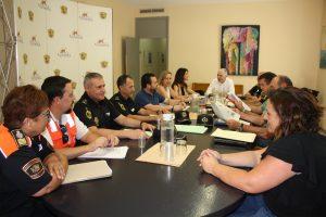 Ayuntamiento de Novelda Junta-ayto-300x200 Prevención y seguridad, objetivos del dispositivo especial en las Fiestas Patronales y de Moros y Cristianos