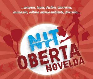 Ayuntamiento de Novelda Cartel-nit-web-300x255 Abierto el plazo de inscripción para participar en la Nit Oberta 2018