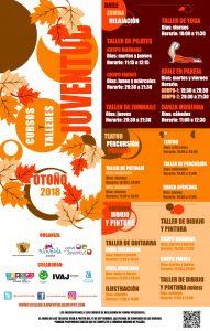 Ayuntamiento de Novelda Cursos-Juventud-191x300 Juventud presenta los Cursos y Talleres de Otoño