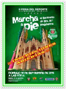 Ayuntamiento de Novelda Marcha-a-pie-feria-salud-224x300 Marcha a pie al Santuario de La Mola dentro de la II Feria del Deporte