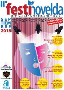 Ayuntamiento de Novelda festinovelda-212x300 Cultura organiza la II Edición de Festinovelda