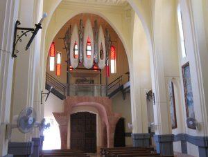 Ayuntamiento de Novelda órgano-300x227 La Fundación el Sonido de la Piedra dona el órgano de mármol al Ayuntamiento
